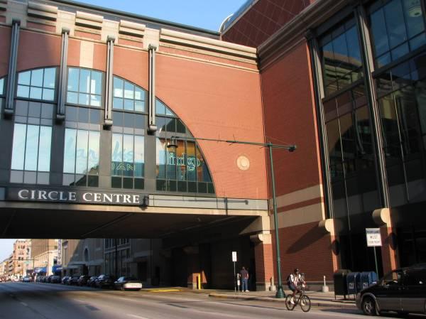 Circle Centre Mall, Indianapolis